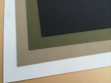 "300*100*1.5mm (0.06"") KYDEX Thermoplastic plate 1.5mm thickness with brass nail"
