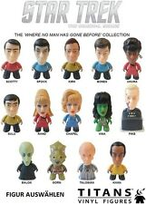 STAR TREK TITANS - WHERE NO MAN HAS GONE BEFORE COLLECTION - FIGURINE SELECT