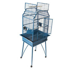 A&E Victorian Open Top Bird Cage and Stand. Your Birds will love this home!