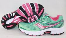 NEW Womens SAUCONY Grid Cohesion 8 S15218-4 Mint Green PInk Sneakers Shoes