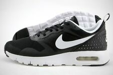 Nike Air Max Tavas (GS) 814443-001 Black Mesh Synthetic Leather Shoes Youth
