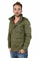 Superdry Rookie Military Jacket M50025TOF3 OXZ green - olive - + new +