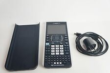 Texas Instruments TI-nspire CX Graphing Calculator Wall Charger & Cover Tested