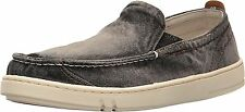 Timberland Mens Hookset Handcrafted Fabric Slip-On Denim Shoe Size 12 - NWOB