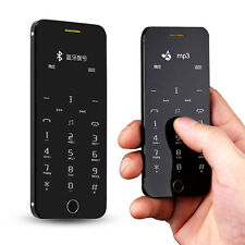 Anica A9+ Dual SIM cards bluetooth dialer OLED display anti-lost mobile phone