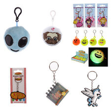 KIDS KEYRING / Boys Girls Gift Idea / Childrens Present / Party Bag Filler