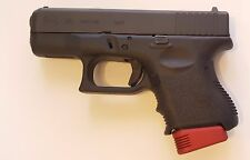 Glock Magazine Grip Extension +2 For Glock 19/23/26/27/33 Aluminum BRAND NEW