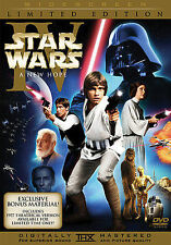 Star Wars (DVD, 2006, 2-Disc Set, Limited Edition Widescreen) theatrical version