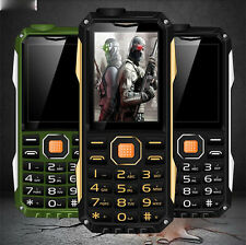 Orignal KUH T998 unlocked shockproof bluetooth mobile phone with FM flashlight
