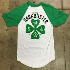 Darkbuster Shamrock Shirt Punk Dropkick Murphys Flogging Molly Irish