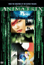 Animatrix (DVD, 2003, Widescreen) LN CL5