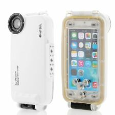 40M 130ft Waterproof Underwater diving Housing Photo Case For iPhone 6/6S Plus