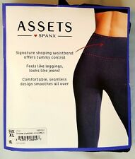 ASSETS Sara Blakely by Spanx Juniors Shaping Leggings - Dark Indigo - 2540 - NWT