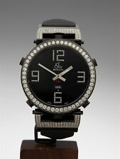 JACOB & CO. LIMITED EDITION DIAMOND PVD WATCH 48MM - RRP £79000 - COM546