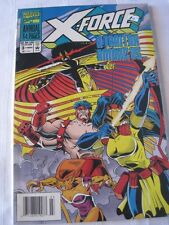 X-FORCE Marvel comic A Traitor Among Us .. Annual 64 page No 3 1994 NM