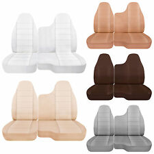 CC  FORD RANGER COTTON CAR SEAT COVERS 60-40 BENCH SEAT COVER,CHOOSE # 35