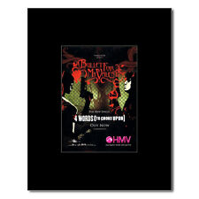 BULLET FOR MY VALENTINE - 4 Words Mini Poster