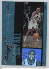 1996-97 SP Premium Collection #PC11 Grant Hill Detroit Pistons Basketball Card