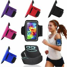 Sports Jogging Gym Armband Arm Band Case Cover Holder Bag F Nokia Microsoft Sony