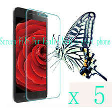 5 Clear Glossy Matte LCD Screen Protector Film Cover Skin For Explay smart Phone