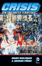 Crisis on Infinite Earths Trade Paperback #1 in Near Mint condition