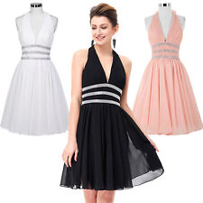 Mini Short Bridesmaid Dresses Formal Cocktail Party Prom Dress Evening Ball Gown