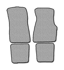 1982-1988 Chevrolet Monte Carlo 4 pc Set Factory Fit Floor Mats