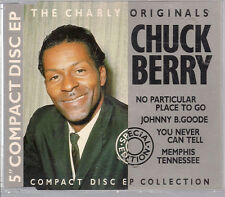Chuck Berry Johnny B. Goode, Memphis Tennessee +2 The Charly Originals EP CD Sgl