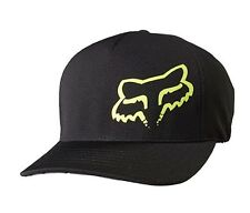 Mens Fox (BLK) Grav Flexfit Hat