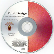 Improve Your IQ - Subliminal Audio Program - Increase Your Intelligence Naturall