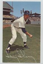 1962 Plastichrome Los Angeles Dodgers Postcards #LASH Larry Sherry Baseball Card