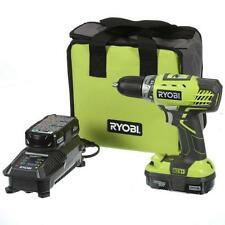 Ryobi ONE+ 18-Volt Lithium-Ion Cordless Variable Speed Compact Drill Driver Kit