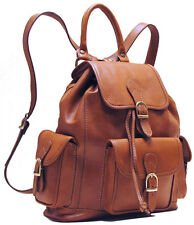 Floto Imports Luggage Toscana Backpack, Italian Calfskin Leather
