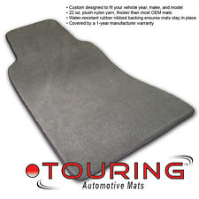 2008-2012 Maserati Quattroporte Sport GT 4 pc Set Factory Fit Floor Mats
