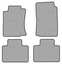 2011 Toyota Tacoma 4 pc Set Factory Fit Floor Mats - Access Cab (Extended Cab)
