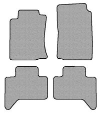 2011 Toyota Tacoma 4 pc Set Factory Fit Floor Mats - Crew Cab (Double Cab)