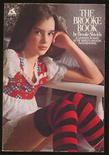 The Brooke Book by Brooke Shields (1978 PB 1st ed 1st printing VERY RARE BOOK)