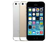 New Apple iPhone 5S/iPhone 5 16 32 64G No Finger Unlocked Silver/Grey/Gold & 4S