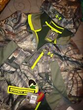 UNDER ARMOUR INFRARED MOSSY OAK SCENT CONTROL HOODIE JACKET MEN L NWT $200.00