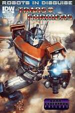 Transformers: Robots in Disguise #19 in Near Mint condition. FREE bag/board
