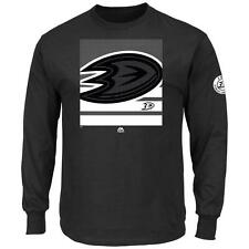 Slashing Men's Long Sleeve Anaheim Ducks T-Shirt
