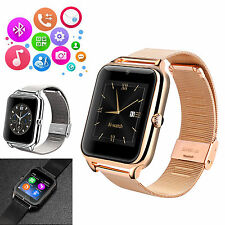 Bluetooth Smart Watch NFC Camera Call Sync Phone Mate For Android Samsung LG HTC