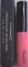 MAC LIPGLASS LIP GLOSS LYCHEE LUXE .17oz 4.8g BRAND NEW IN BOX VINTAGE SEALED