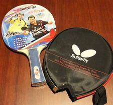 Butterfly Table Tennis Paddle / Bat with Case:  TBC-201, New, UK