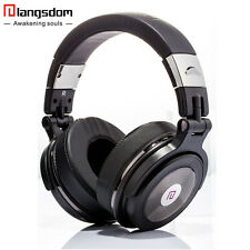 Langsdom BT28 Wire/Wireless Pro Headphone Bluetooth Headset Stereo HIFI Headband