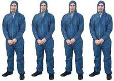 General Purpose Light Weight Blue Disposable Overalls | Pkt 4 | Coveralls