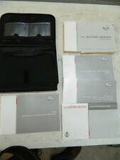 2013 Nissan Altima Owners Manual .. Supplements .. Holder  .. Pouch