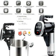 New Sous Vide Immersion Circulator Precision Cooker Machine With LED Display