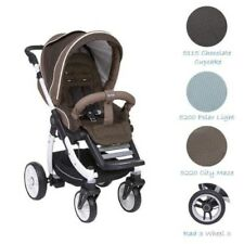 Teutonia Cosmo V3 Wheel 3 Pushchair Sport stroller Choice of colours NEW