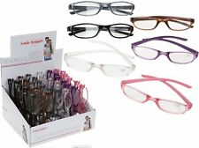 Reading Glasses Mens Womens Lightweight Plastic Designer Style Reader Glasses.
